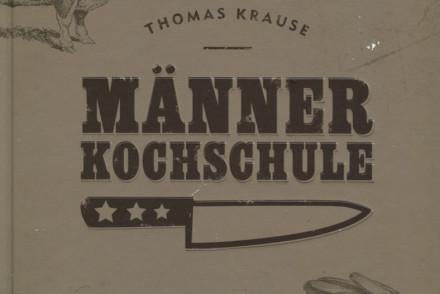 Männerkochschule // Cover