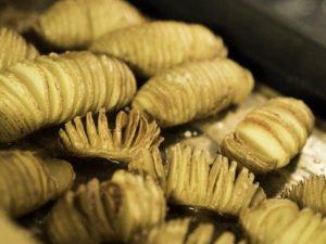 Haselback Kartoffeln