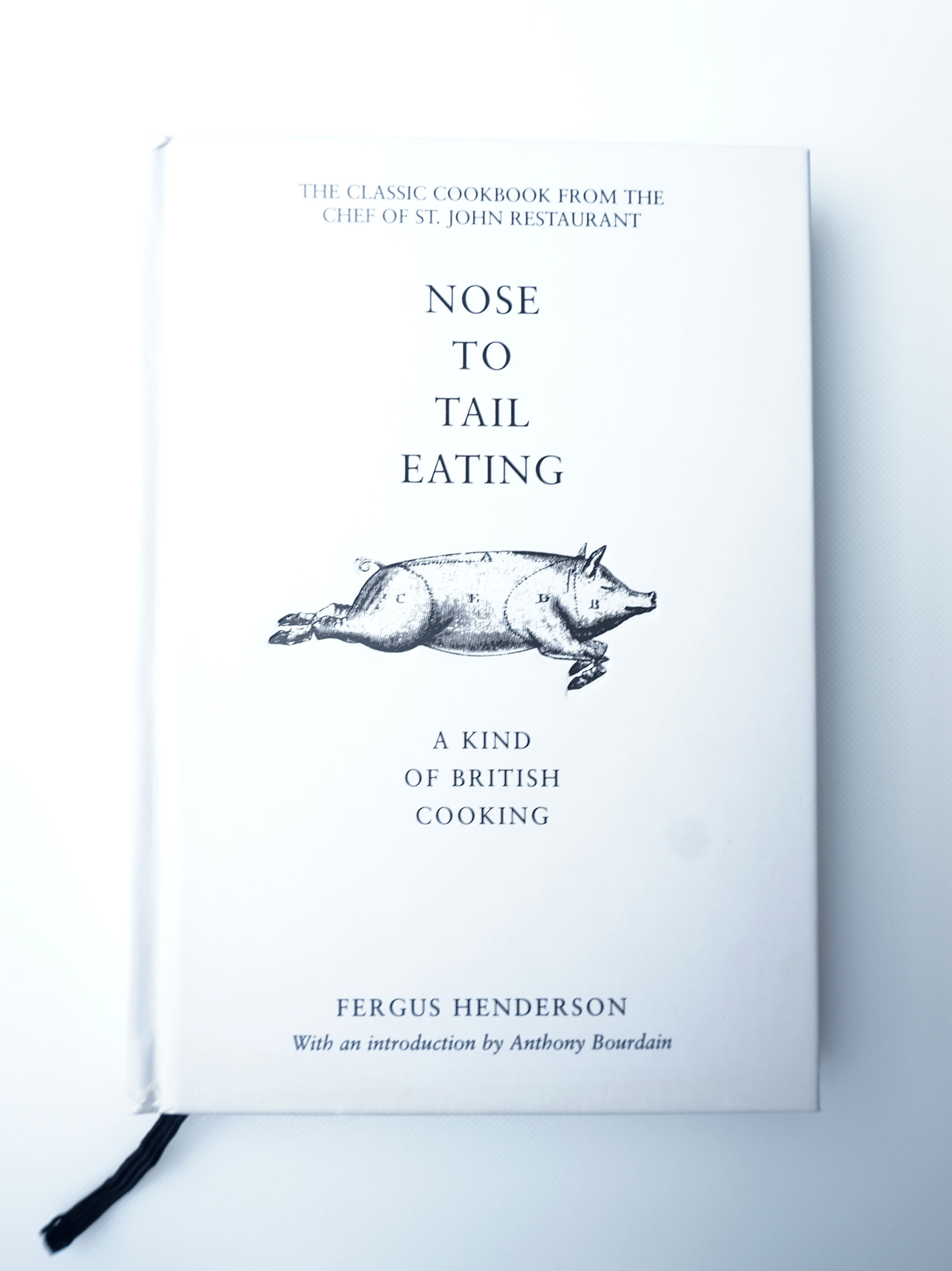 Das Cover von Nose to tail eating / Fergus Henderson